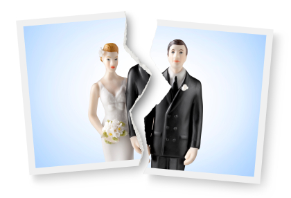 getting a divorce - feeling like a failure
